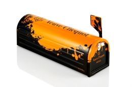 VEUVE CLICQUOT RE-CREATION AWARDS – MAILBOX EDITION – submit your unique creation by Nov.15th